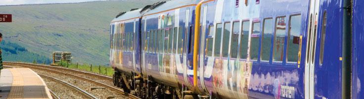 United Kingdom Rail Passes
