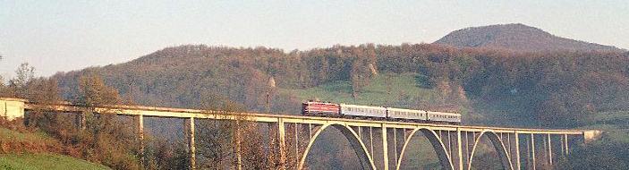 Bosnia Rail Passes