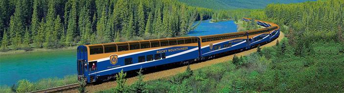 Canada Rail Passes