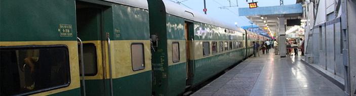 India Rail Passes