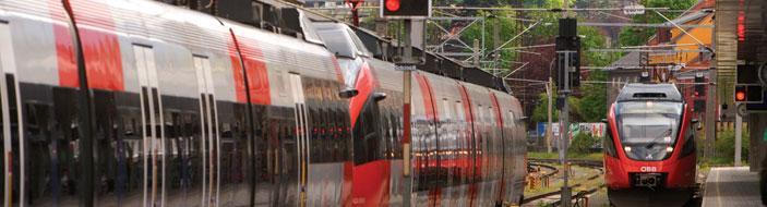Austria Rail Passes