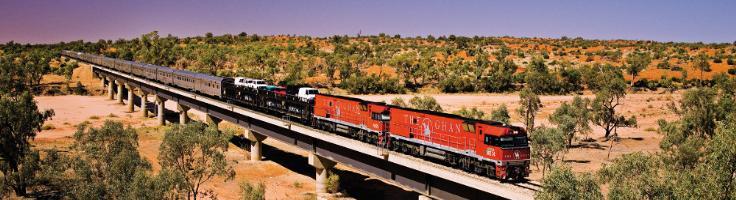 Australia Rail Passes