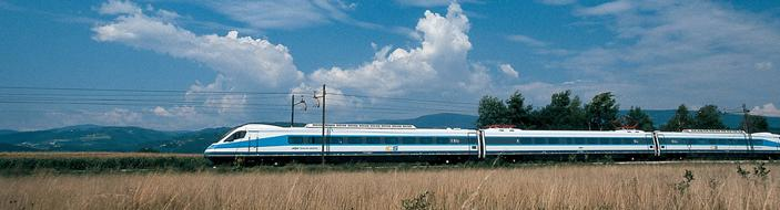Slovenia Rail Passes