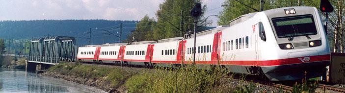 Finland Rail Passes