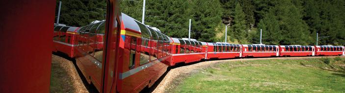 Switzerland Rail Passes