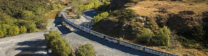 New Zealand Rail Passes
