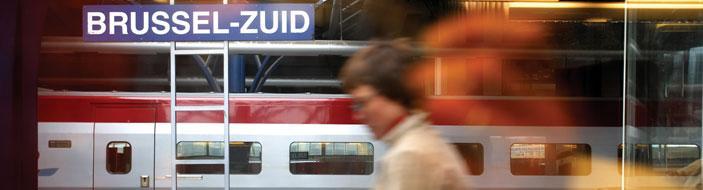 Belgium Rail Passes