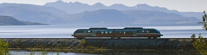Norway Rail Passes
