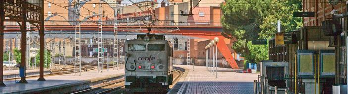Spain Rail Passes