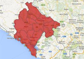 Book Montenegro Rail Passes Online