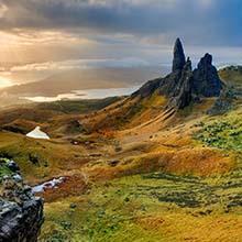 BritRail Central Scotland Pass