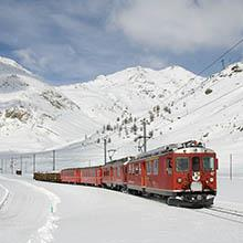 Interrail Switzerland Pass