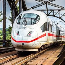 German Rail Twin Pass Spring Promotion