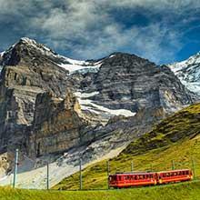 Swiss Half Fare Card