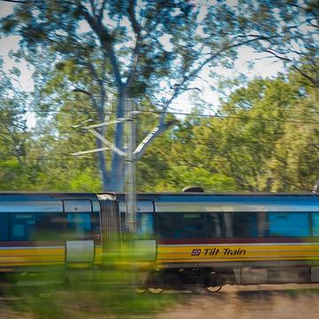 Tilt Train