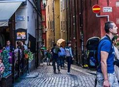 Eurail Scandinavia Pass