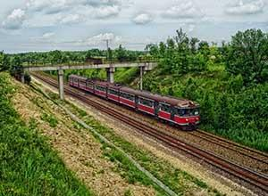 Interrail Poland Pass