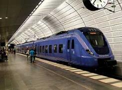 Interrail Sweden Pass