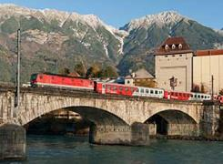 Interrail Austria Pass