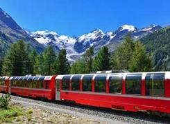 Buy Swiss Half Fare Card Online from International Rail